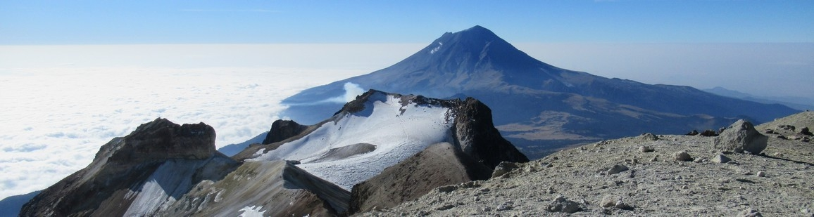 Iztaccíhuatl, Mexique